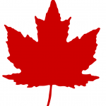 Canada Maple Leaf Symbol