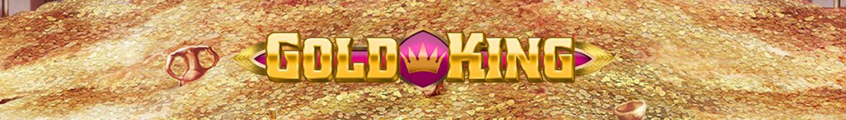 Gold King Slot Banner
