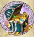 Golden Caravan Slot Treasure Chest Symbol