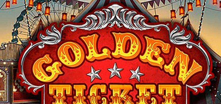 Golden Ticket Slot Main Image