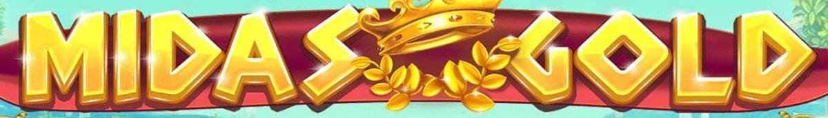 Midas Gold Slot Banner