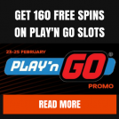 Play'n GO Promotion - Next Casino