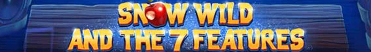Snow Wild & the 7 Features Slot Long Banner