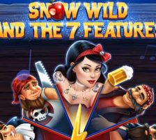 Snow Wild & the 7 Features-slot-main Image