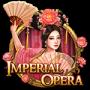 Imperial Opera Slot Logo - Geisha with Fan Image