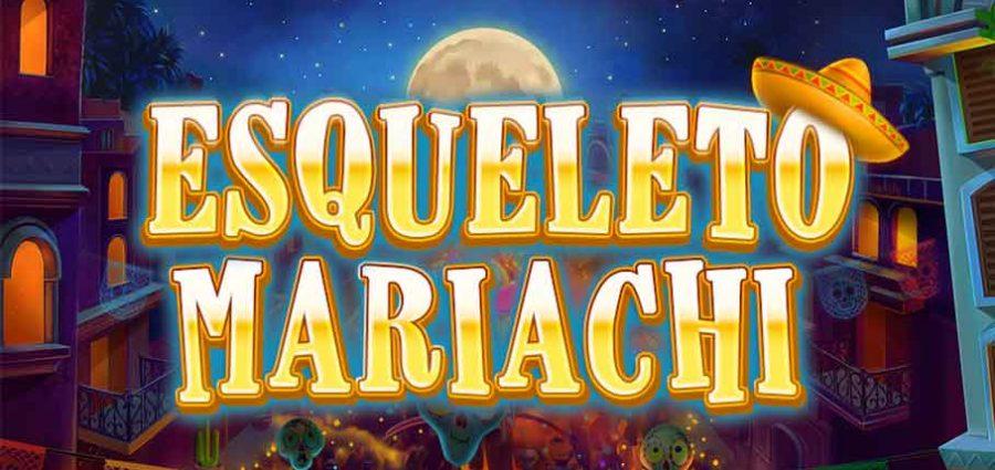 Esqueleto Mariachi-slot game demo image