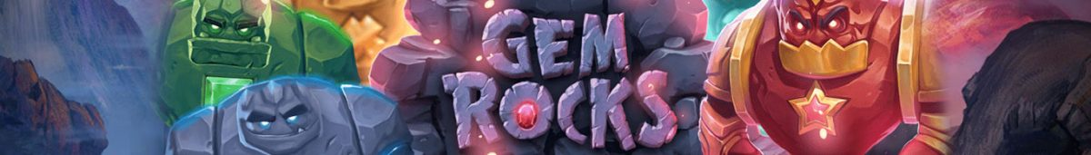 Gem Rocks-slot