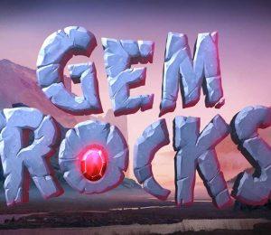 Gem Rocks Slot Game Demo Image
