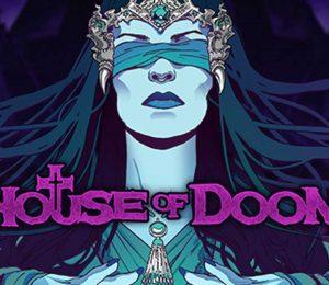 House Of Doom Slot Game Demo Image
