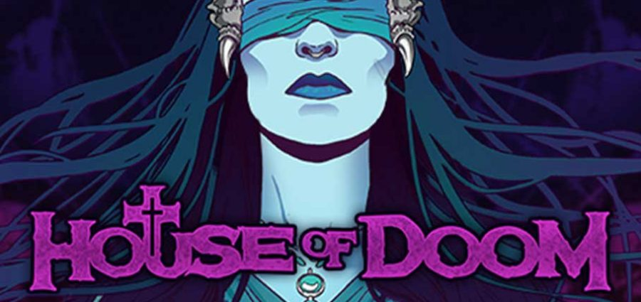 House Of Doom Slot Game Demo Image