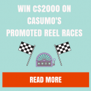 Promoted Reel Races - Casumo Casino