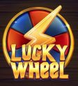 Snow Wild and the Seven Features Slot - Lucky Wheel Symbol
