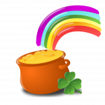 Spin for Irish Luck - Pot o Gold