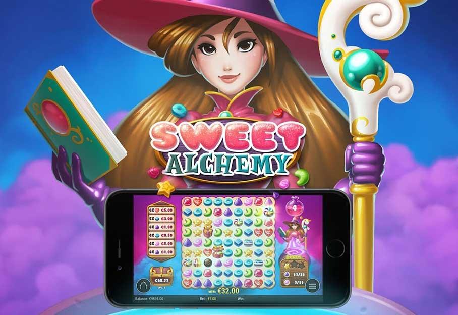 Sweet Alchemy-slot-main