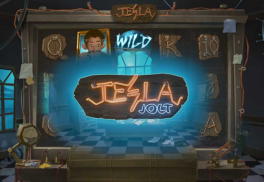 Tesla Jolt-slot-main