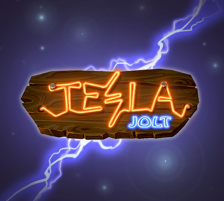 Tesla Jolt Slot Logo