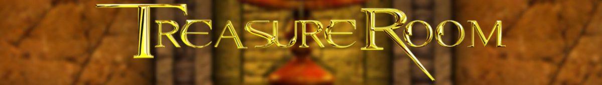 Treasure Room Slot Long Banner