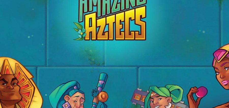 Amazing Aztecs slot main