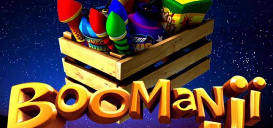 Boomanji Slot Large Banner