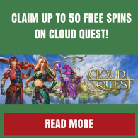 Claim 50 Free Spins on Cloud Quest