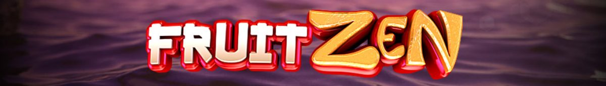 Fruit Zen Slot Long Banner