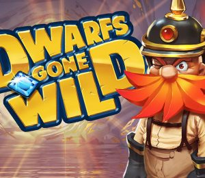 Dwarfs Gone Wild slot main