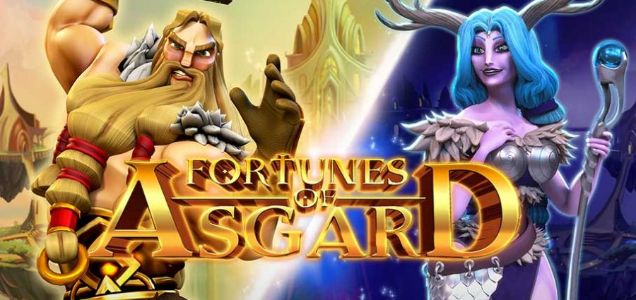 Fortunes Of Asgard-slot-main