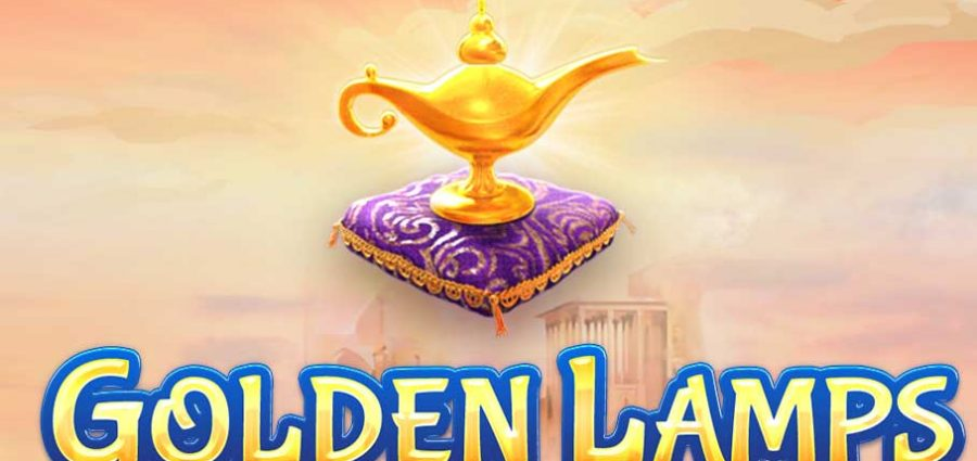 Golden Lamps-slot-main