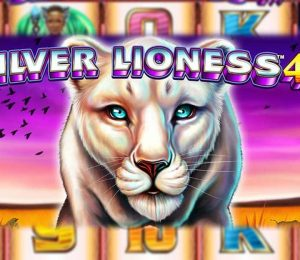 Silver Lioness slot main