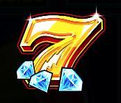 Diamond Strike Slot - Golden 7