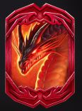 Dragon Sisters Slot - Red Dragon Symbol