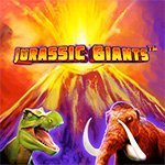 Jurassic Giants slot small