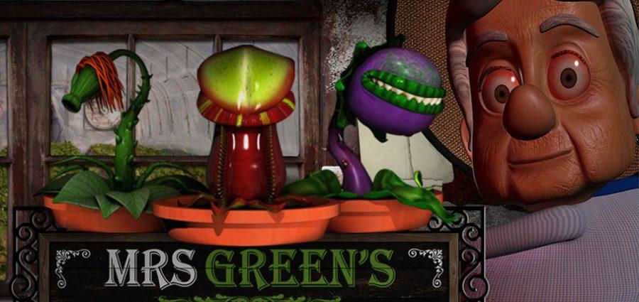 New Mrs GreenS Plant Emporium Slot From Saucify Casinos