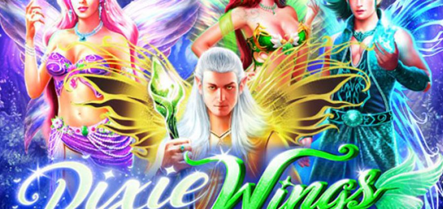 Pixie Wings slot main