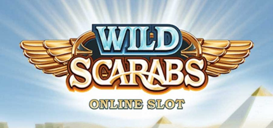 Wild Scarabs slot-main