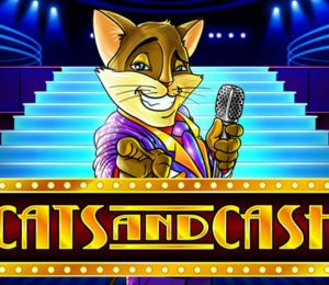 Cats and Cash slot main