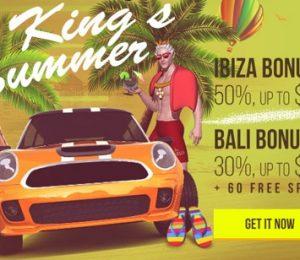 King Billy Kings Summer screenshot