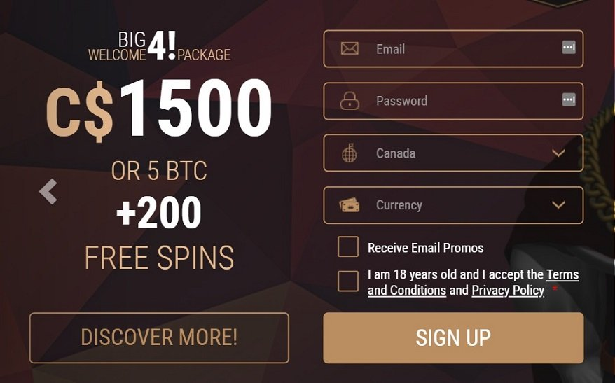 King Billy Casino Get 21 No Deposit Free Spins