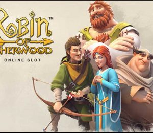 Robin Of Sherwood slot main
