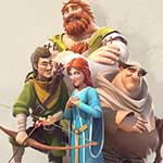 Robin Of Sherwood slot small