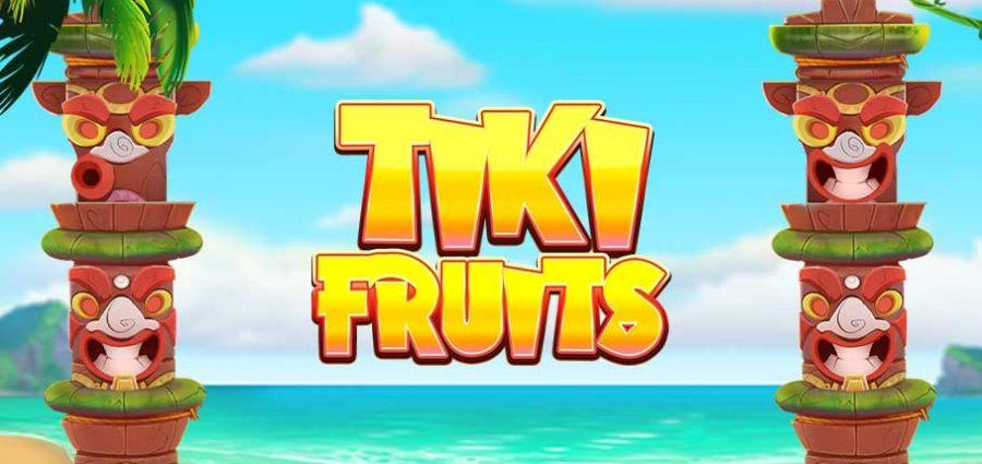 Tiki Fruits slot main