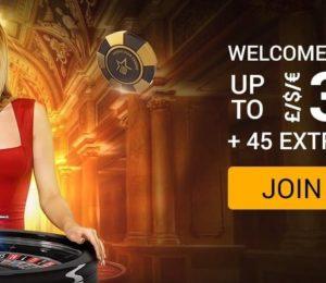 Brightstar Casino Welcome Bonus