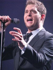 Michael Buble Secret Poker ring