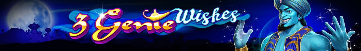3 Genie Wishes Slot by Pragmatic Play