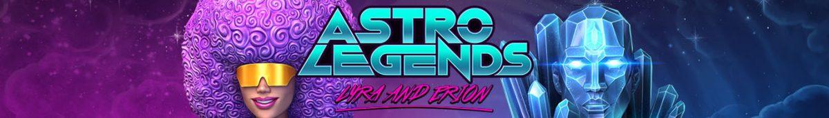 Astro Legends Slot by Foxium