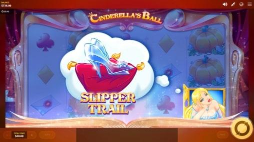 Cinderella's Ball Slot Gameplay-min