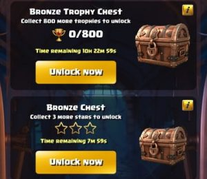 Duelz Casino - Screenshot of Treasure Chests