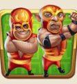 Lucha Legends Slot - El Twins