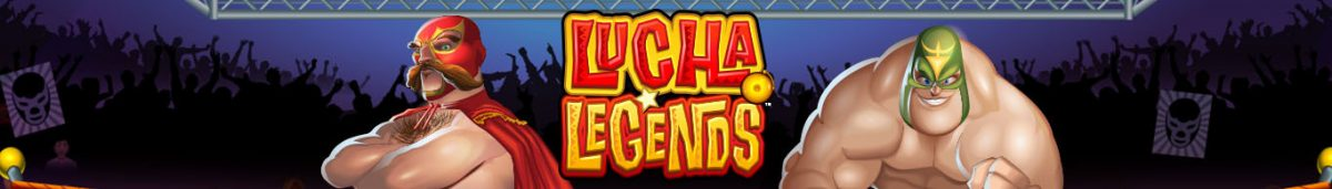 Lucha Legends Slot by Microgaming