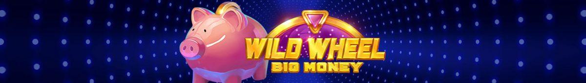 Wild Wheel Slot by Push Gaming Long Banner